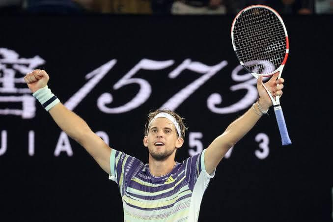 ราฟาเอล นาดาล นักเทนนิสเบอร์ 1 ของโลกจากประเทศสเปน ไปไม่ถึงฝั่งฝันในการลุ้น แกรนด์ สแลม ออสเตรเลีย โอเพน สมัยที่ 2