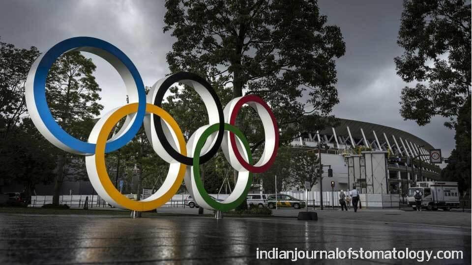 Tokyo Olympics ได้ประกาศว่านักกีฬาที่เดินทางมาแข่งขันที่ประเทศโตเกียวแข่งขันกีฬาโอลิมปิกปีหน้าซึ่งถูกเลื่อนออกไปจากกปี 2020 เนื่องจาก
